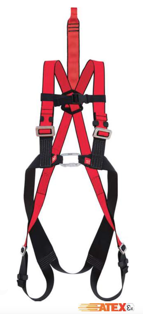 8x Point Anti-Static Harnesses