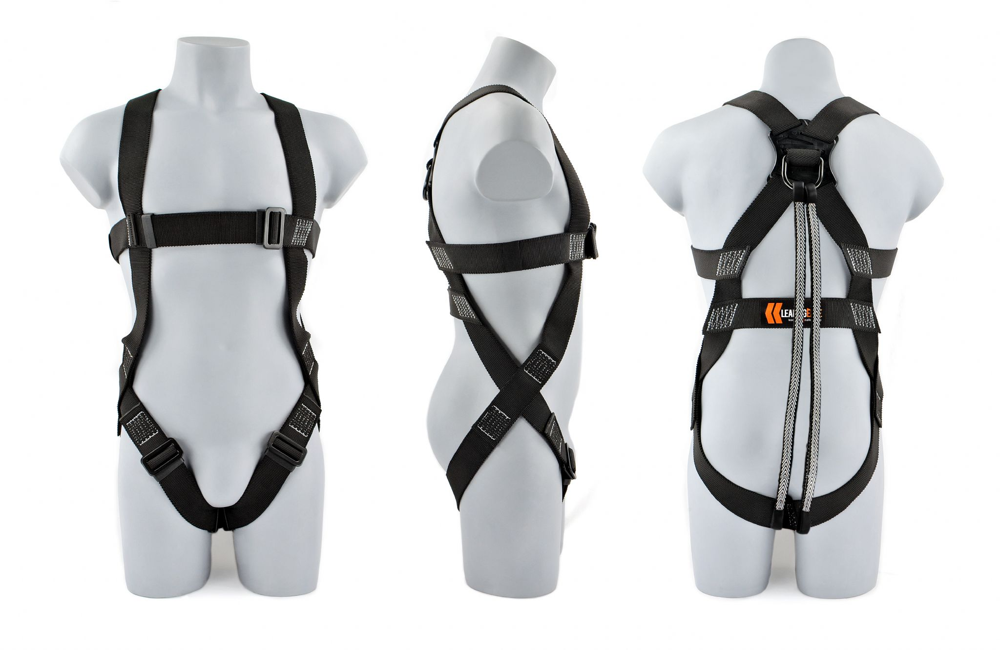 1-Point Elasticated Harness + Twin Tail